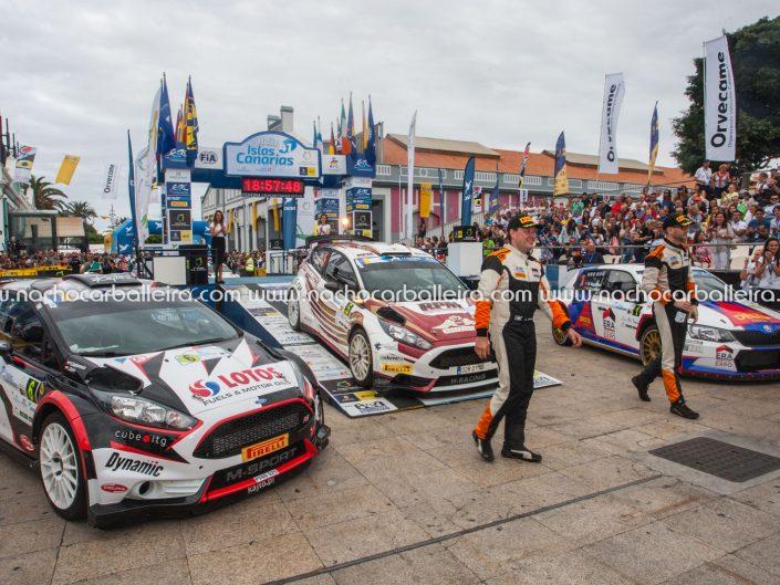 ERC - Rallye Islas Canarias 2017
