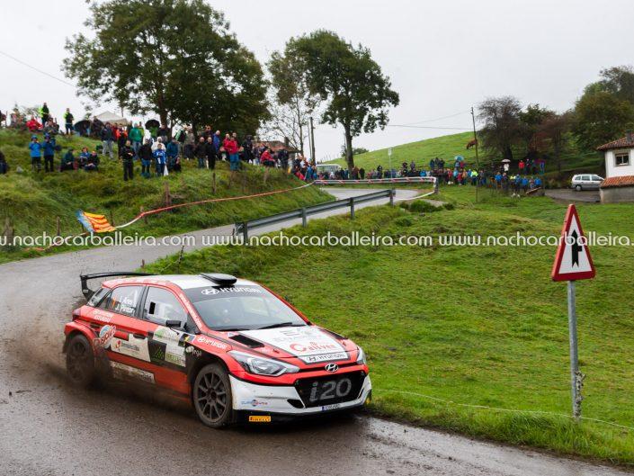CERA - Rallye Villa de Llanes 2017