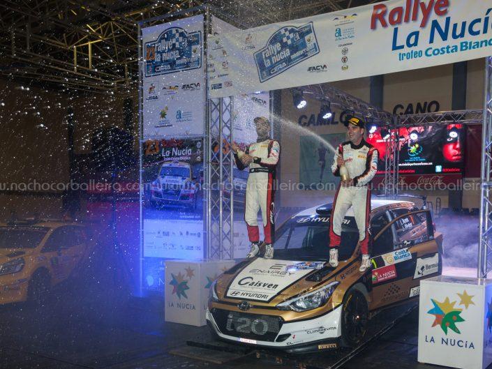 CERA - Rallye La Nucía