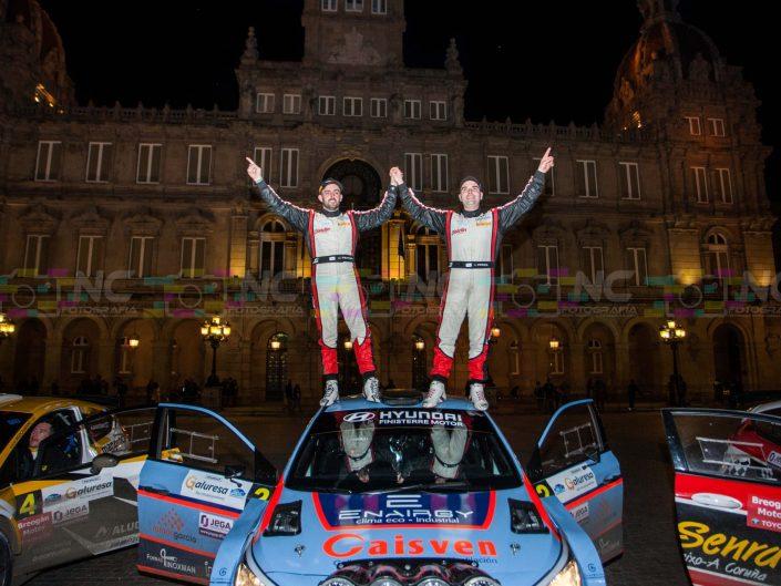 FGA - Rallye de A Coruña