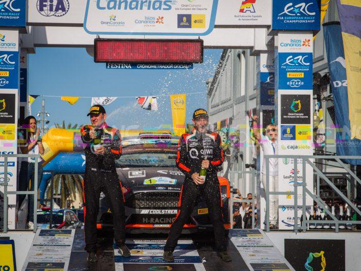 ERC / CERA - Rallye Islas Canarias 2018