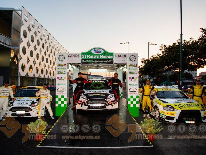 FGA - Rally Cidade de Narón 2018