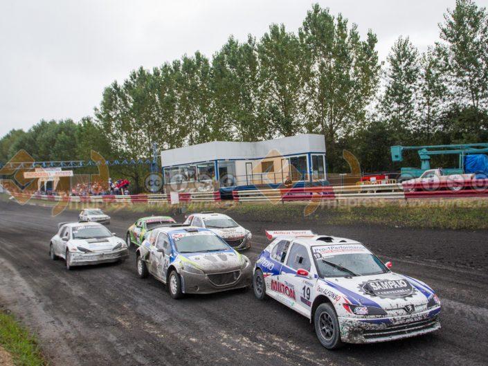 CEAX - Autocross de Arteixo 2018