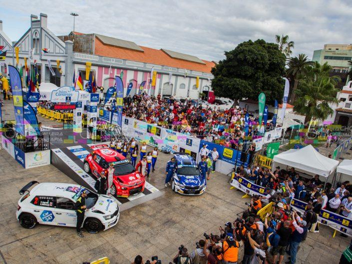 ERC - Rallye Islas Canarias