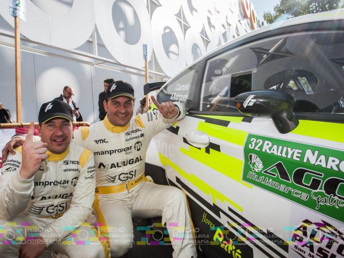 FGA - Rallye Cidade de Narón 2019