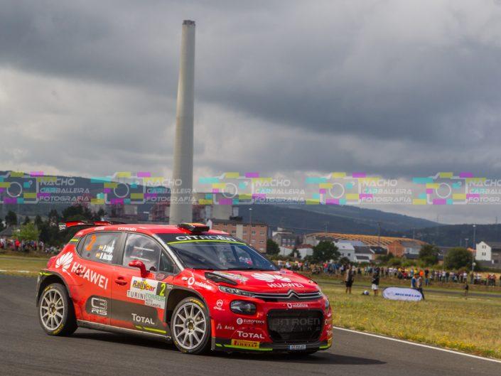 CERA - Rallye de Ferrol 2019