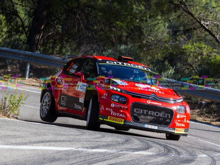 CERA - Rallye La Nucia 2019