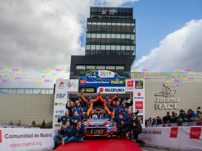 CERA - Rallye de Madrid