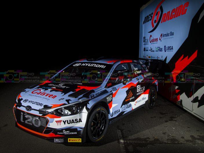 CERA - Hyundai I20 R5 Ares Racing