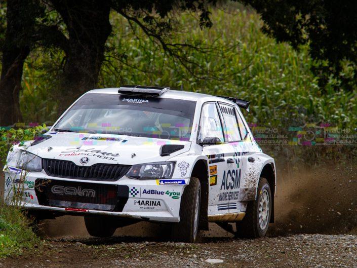 CERT - Rallye Terra da Auga 2020