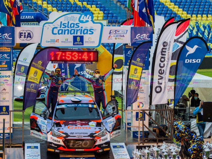 ERC - Rallye Islas Canarias 2020